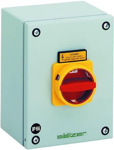 Lasttrennschalter 80 A 1 x 90 ° Gelb, Rot Sälzer H408-41300-987N4 1 St.