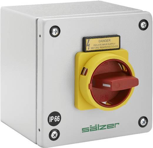 Lasttrennschalter 20 A 1 x 90 ° Gelb, Rot Sälzer H216-41300-087M4 1 St.