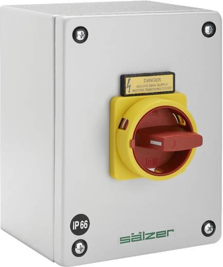 Lasttrennschalter 40 A 1 x 90 ° Gelb, Rot Sälzer H233-41300-187M4 1 St.
