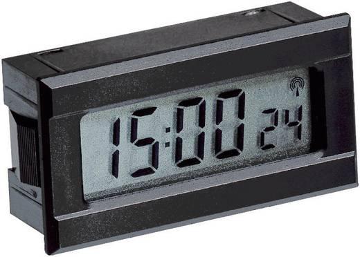 Funk Uhrwerk mit Anzeige EUROTIME 51900
