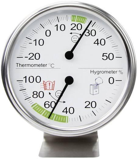 Wohnklima Thermo-/Hygrometer Mingle TH 611 S Innen- und Außenbereich