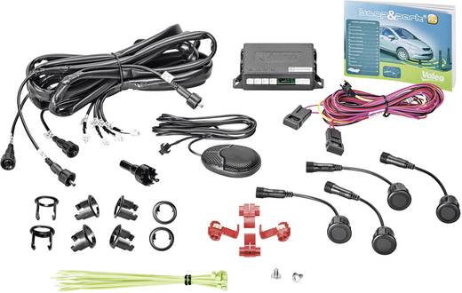 Valeo BEEP & PARK 6 Kabelgebundene-Einparkhilfe Heck akustisch, optisch