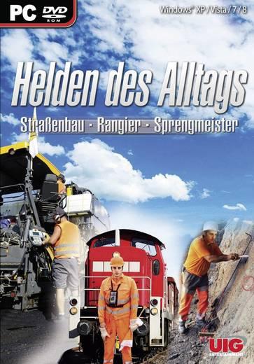 Helden des Alltags - Straßenbau - Rangier - Sprengmeister