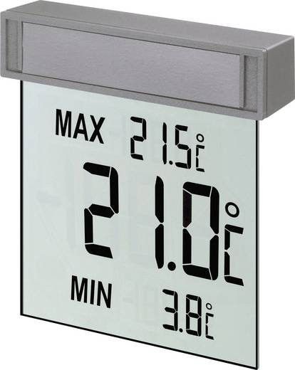 Fenster-Thermometer TFA 30.1025 Silber
