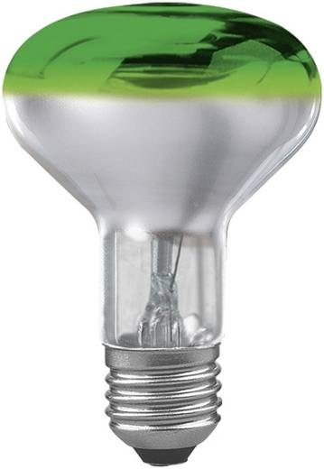 Glühlampe Paulmann 230 V E27 60 W Grün EEK: E Reflektor dimmbar Inhalt 1 St.