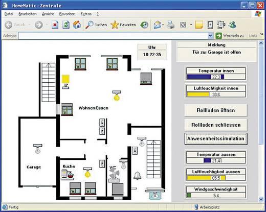 HomeMatic Software HOMEPUTER CL STUDIO 784-93