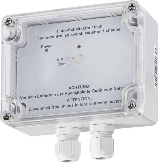 HomeMatic Funk-Schalter 76795 1-Kanal Aufputz 3680 W