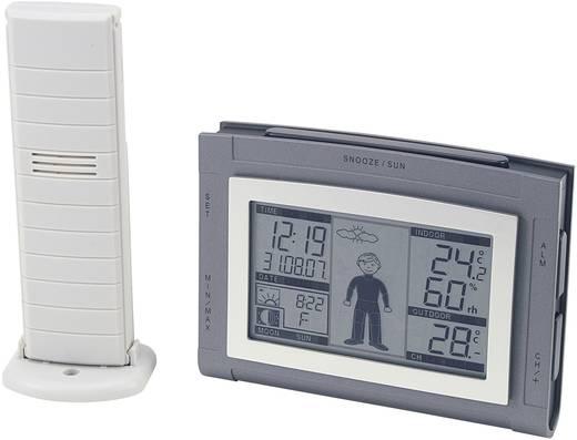 Funk-Wetterstation WS-9611 IT WS 9611-IT Vorhersage für 12 bis 24 Stunden