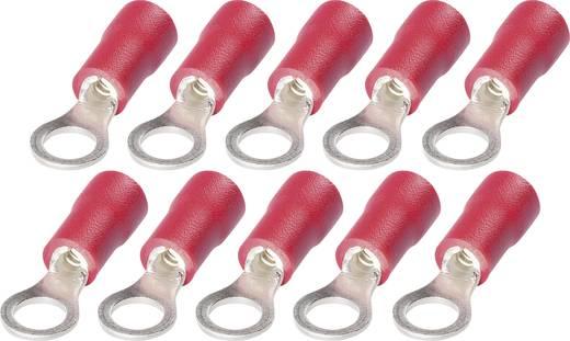 Ringkabelschuhe mit PVC-Isolation RKP 5-1 0,5 bis 1,5 mm² Pole=1