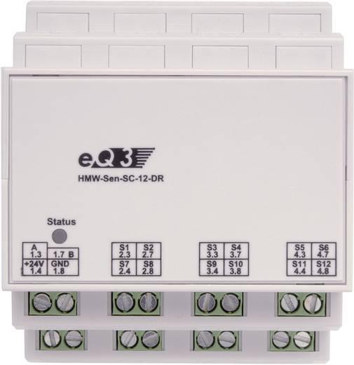 HomeMatic RS485 Schaltzustandserkennung 85840 12-Kanal Hutschiene