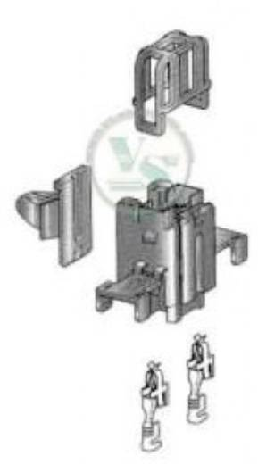 Sicherungshalter für Mini-Flachsicherungen SH11