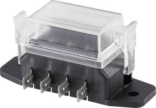 Sicherungshalter SD-4S Sicherung=Standard-Flachsicherungen