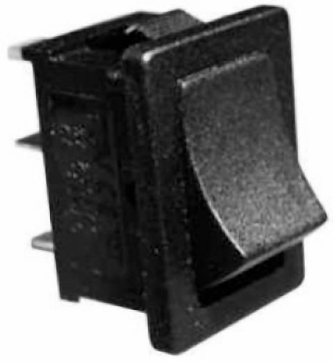 Mini-Wippschalter 1 x Um