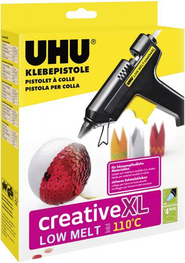 UHU Low Melt Creative XL Heißklebepistole 11 mm 10 W