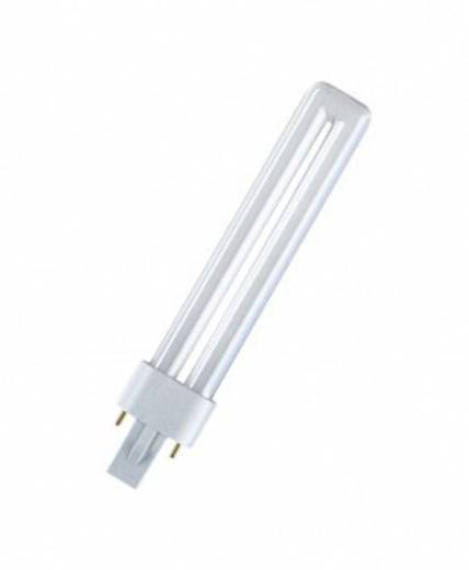 OSRAM Energiesparlampe EEK: A (A++ - E) G23 165 mm 230 V 9 W = 60 W Warmweiß Stabform 1 St.