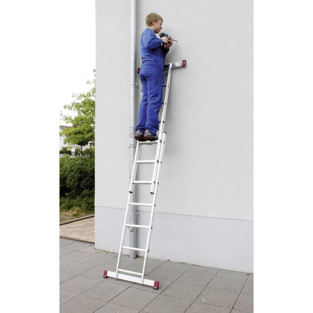 Indoor Scaffolding Max Height : Aluminium ladder scaffolding mobile operating height max