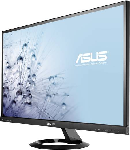 LED-Monitor 68.6 cm (27 Zoll) Asus VX279Q EEK A+ 1920 x 1080 Pixel Full HD 5 ms HDMI™, DisplayPort, VGA AH-IPS LED