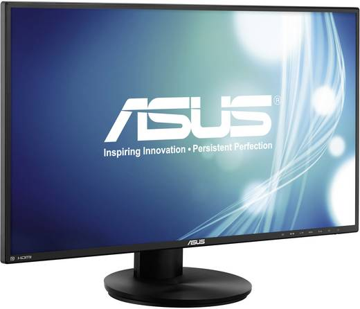 LED-Monitor 68.6 cm (27 Zoll) Asus VN279QLB EEK A 1920 x 1080 Pixel Full HD 5 ms DisplayPort, HDMI™, USB AMVA LED