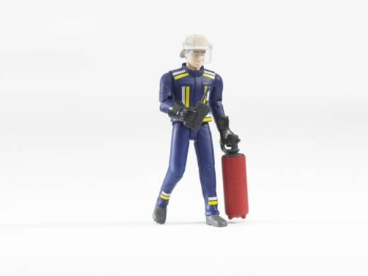 Bruder bworld Feuerwehrmann mit Zubehör