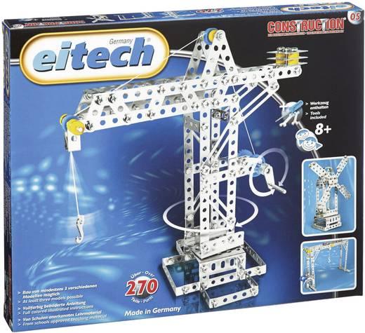 Eitech Metallbaukasten - Universal-Hebebrücke C05