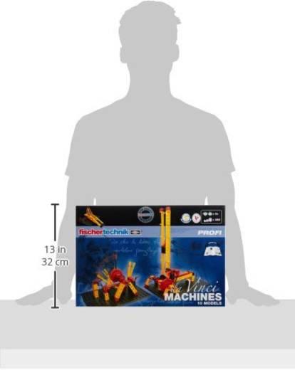 fischertechnik PROFI Da Vinci Machines Baukasten