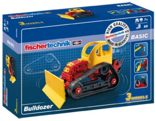 fischertechnik BASIC Bulldozer - Baukasten