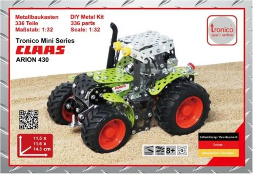 Mini Series Claas Arion 430 1:32