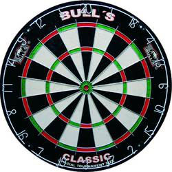 Image of Bulls Classic Bristle Dartboard 68229
