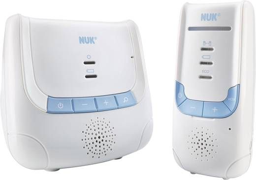 Babyphone Digital NUK 10256266 Babyphone Eco Control