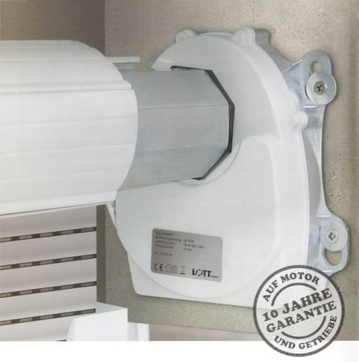 set uniroll wellenmotor typ 4 comfort f r sturz rollladen. Black Bedroom Furniture Sets. Home Design Ideas