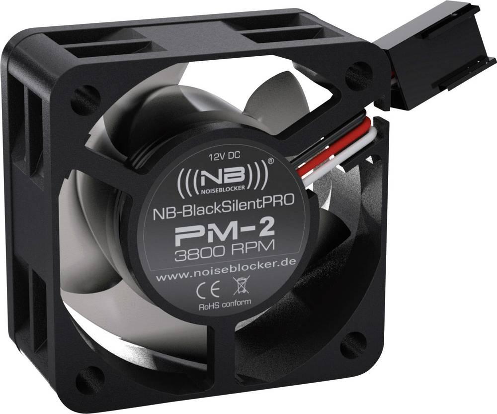 Ventilateur pour boîtier PC NoiseBlocker ITR PM 2 sur le