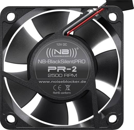 PC-Gehäuse-Lüfter NoiseBlocker ITR-PR-2 Schwarz (B x H x T) 60 x 60 x 25 mm