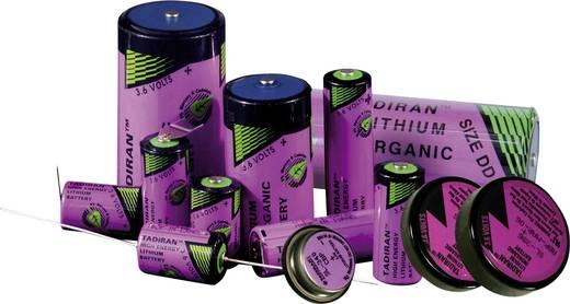 Spezial-Batterie 1/2 AA Lithium Tadiran Batteries SL 750 S 3.6 V 1100 mAh 1 St.