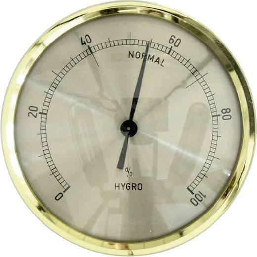 Einbau Hygrometer TFA 44.1011 Messing