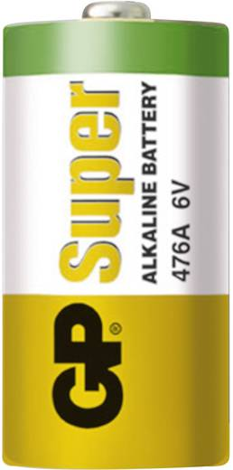 Spezial-Batterie 476 A Alkali-Mangan GP Batteries GP476A 6 V 105 mAh 1 St.