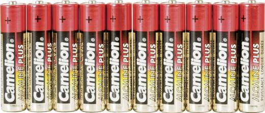 Micro (AAA)-Batterie Alkali-Mangan Camelion LR03 1.5 V 10 St.