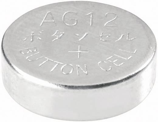 Knopfzelle LR 43 Alkali-Mangan Conrad energy AG12 108 mAh 1.5 V 2 St.