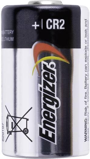 Fotobatterie CR 2 Lithium Energizer CR2 800 mAh 3 V 1 St.