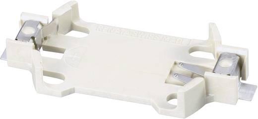 Knopfzellenhalter 1 CR 2450N Horizontal, Oberflächenmontage SMD (L x B x H) 36.4 x 24.5 x 7.5 mm Renata 701118