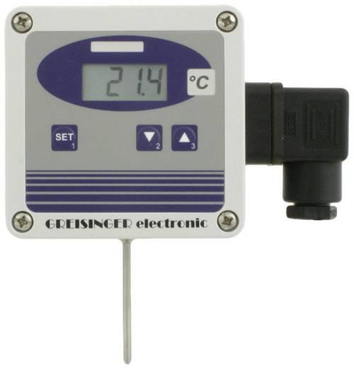 Temperatur-Messumformer Greisinger GTMU-MP -50 bis +400 °C Fühler-Typ Pt1000 Kalibriert nach: ISO