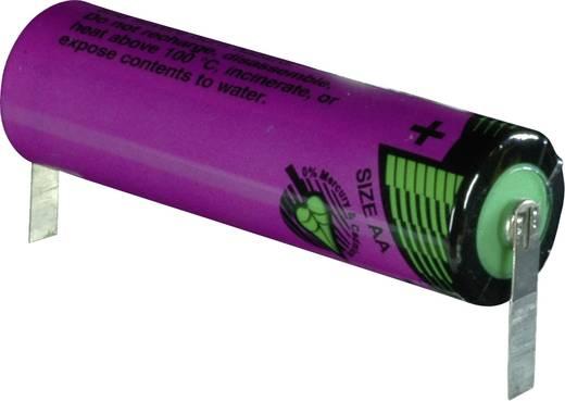 Spezial-Batterie Mignon (AA) U-Lötfahne Lithium Tadiran Batteries SL 760 T 3.6 V 2200 mAh 1 St.