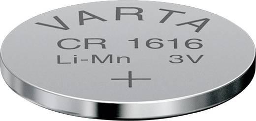 Knopfzelle CR 1616 Lithium Varta Electronics CR1616 55 mAh 3 V 1 St.
