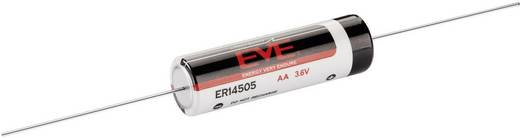 Spezial-Batterie Mignon (AA) Axial-Lötpin Lithium EVE ER14505A 3.6 V 2600 mAh 1 St.