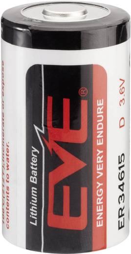 Spezial-Batterie Mono (D) Lithium EVE ER34615 3.6 V 19000 mAh 1 St.