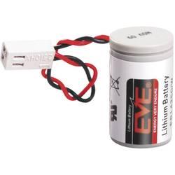 Špeciálny typ batérie 1/2 AA so zástrčkou lítiová, EVE ER14250W, 1200 mAh, 3.6 V, 1 ks