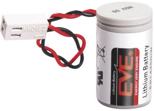 Spezial-Batterie 1/2 AA Stecker Lithium EVE 1/2 AA, ER14250W 3.6 V 1200 mAh 1 St.