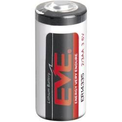 Špeciálny typ batérie 2/3 AA lítiová, EVE ER14335, 1650 mAh, 3.6 V, 1 ks