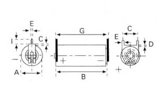 Spezial-Batterie CR 2 NP SLF U-Lötpins Varta CR2NP SLF 1400 mAh 1 St.