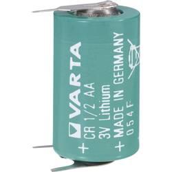 Špeciálny typ batérie CR 1/2 AA SLF spájkovacie kolíky v tvare U lítiová, Varta CR1/2 AA SLF, 970 mAh, 3 V, 1 ks