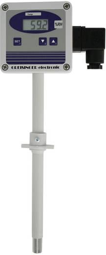 Luftfeuchte-Messumformer Greisinger GRHU-1K-MP 0 % rF 100 % rF Signal frei skalierbar Kalibriert nach: ISO